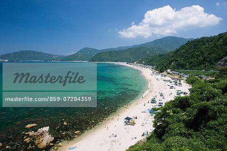 Suisho Beach, Fukui, Japan