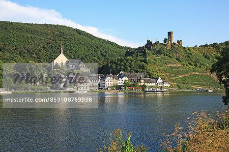 Germany, Rhineland-Palatinate, Moselle Valley, Beilstein