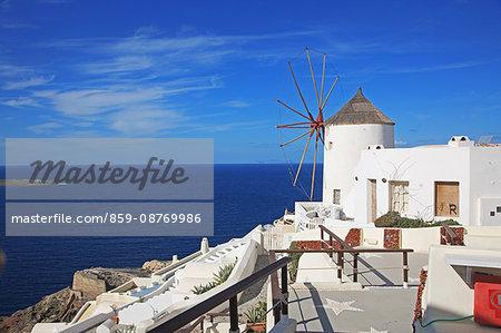 Greece, Cyclades islands, Santorini Island