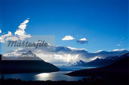 Perito Moreno Glacier,Los Glaciares National Park.