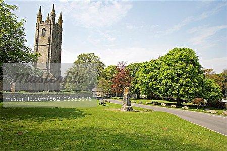Widecombe-in-the-Moor Church,Dartmoor