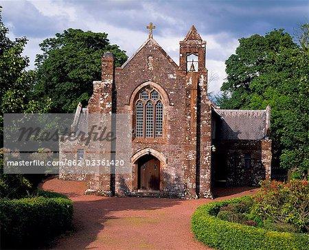 Middlebie Church.