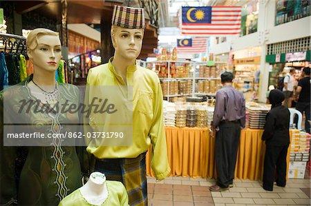South East Asia, Malaysia, Kuala Lumpur, Chinatown, Central Market
