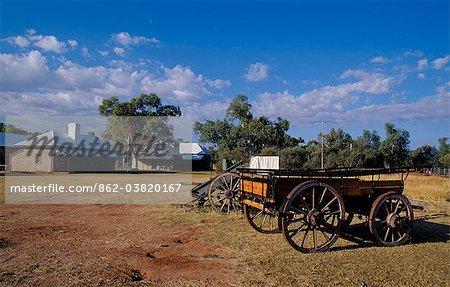Alice springs telegraph station historical reserve