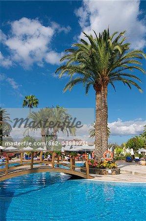 Grand Hotel Residencia, Maspalomas, Gran Canaria, Canary Islands, Spain