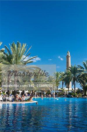 Hotel Costa Meloneras, Maspalomas, Gran Canaria, Canary Islands, Spain