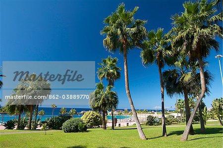 Playa Amadores, Puerto Rico, Gran Canaria, Canary Islands, Spain
