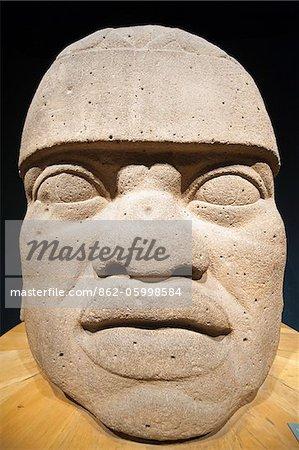 North America, Mexico, Mexico City, District Federal, Museo Nacional de Antropología, Antropology Museum