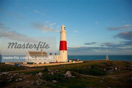 Portland, Dorset, England, portland bill lighthouse.