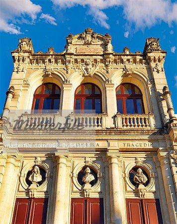 France, Provence, Orange, Theatre