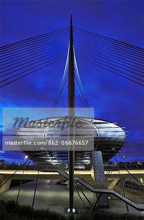Europe, England, Lancashire, Manchester, Gateway Station