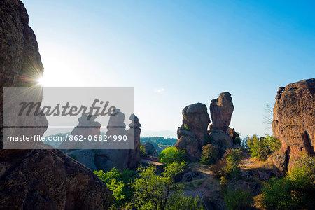 Europe, Bulgaria, Belogradchik, Kaleto Rock Fortress