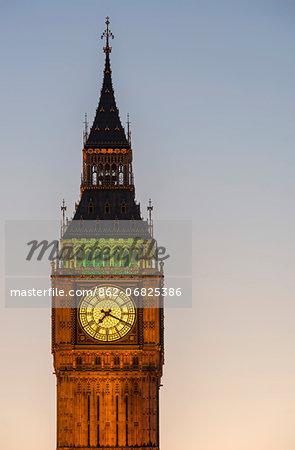 Europe, England, London, Palace of Westminster