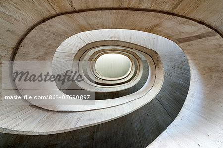 Europe, Spain, Valencia, City of Arts and Sciences, Palau de les Arts