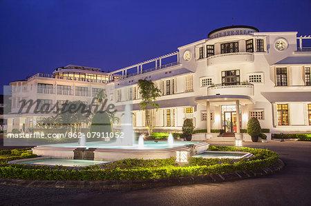 La Residence Hotel at dusk, Hue, Thua Thien-Hue, Vietnam (PR)