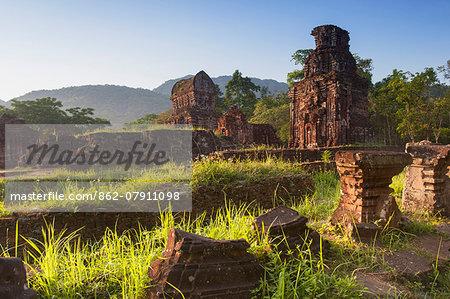 Ruins of My Son Sanctuary (UNESCO World Heritage Site), Hoi An, Quang Ham, Vietnam