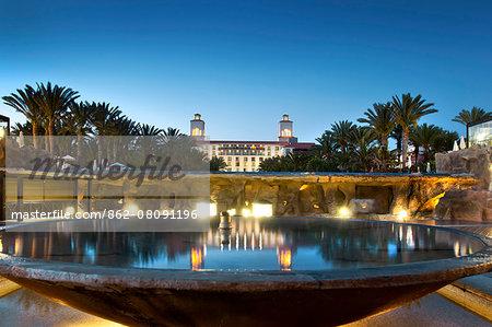 Grand Hotel Costa Melonares, Maspalomas, Gran Canaria, Canary Islands, Spain