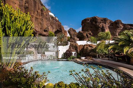 Lagomar, Nazaret, Lanzarote, Canary Islands, Spain