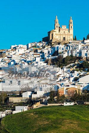 Olvera, Andalusia, Spain