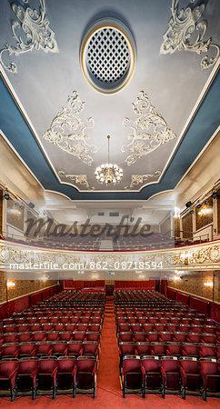 Europe, United Kingdom, England, Lancashire, Lancaster, Grand Theatre Lancaster