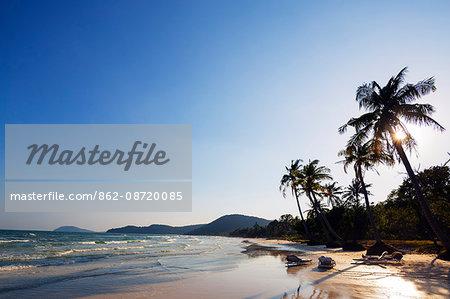 South East Asia, Vietnam, Phu Quoc island, Bai Sao beach