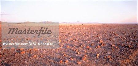 Landscape Damaraland Region, Namibia