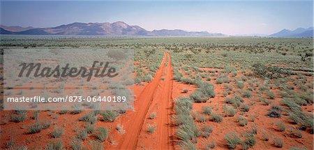 Road Kaokoland Region, Namibia