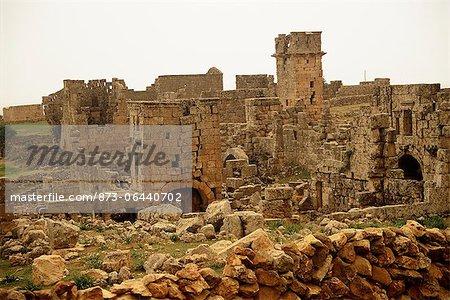 Byzantine Ruins, Syria