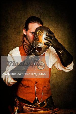 Worker Steampunk