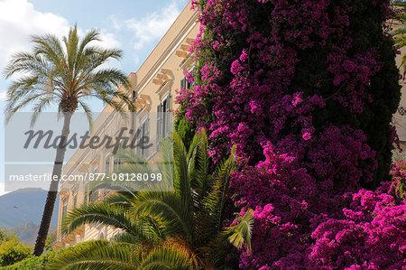 Italy, Sicily, province of Messina, Taormina