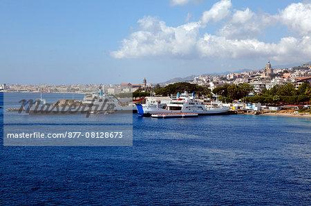 Italy, Sicily, province of Messina, Messina
