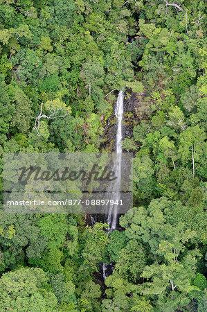 South-East Asia, Malaysia, Langkawi archipelago, waterfalls