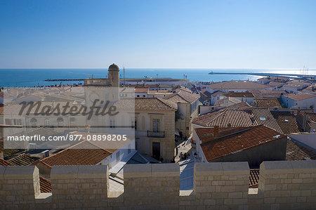 France, Southern France, Gard, Camargue, Saintes Maries de la Mer, the village and Baroncelli Museum
