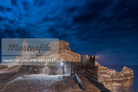 Gulf of the Poets, Portovenere,Province of La Spezia, Liguria, Italy, Europe