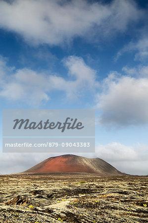 Timanfaya Sleeping Volcano, Timanfaya National Park, Lanzarote, Canary Islands, Spagna