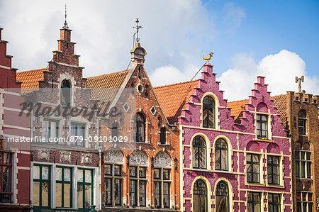 The old town of Gent, Belgium.