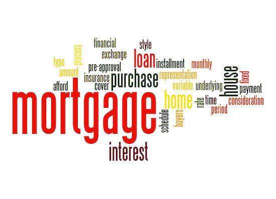 Mortgage word cloud Stock Photo - Royalty-Free, Artist: tang90246, Image code: 400-07424976