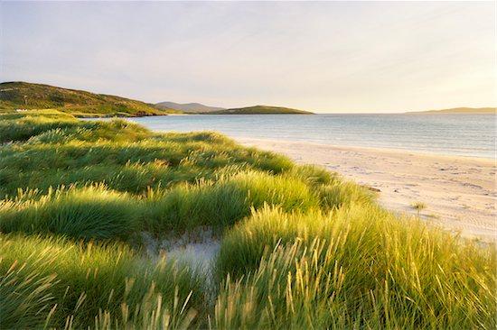 Coastal Scenic, Sound of Taransay, Isle of Harris, Outer Hebrides, Scotland Stock Photo - Premium Royalty-Free, Artist: Tim Hurst, Image code: 600-05803600