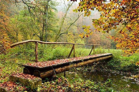 Neckar River and Neckar Valley, Schwarzwald-Baar, Baden-Wurttemberg, Germany Stock Photo - Premium Royalty-Free, Artist: Jochen Schlenker, Image code: 600-06397531