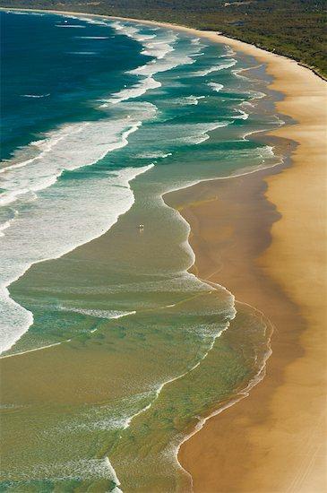Cape Byron, Byron Bay, New South Wales, Australia Stock Photo - Premium Royalty-Free, Artist: Jochen Schlenker, Image code: 600-01014632