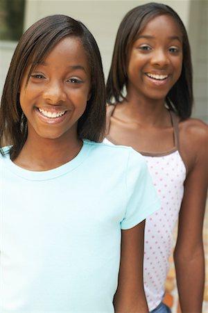 Black twin sisters pics 1