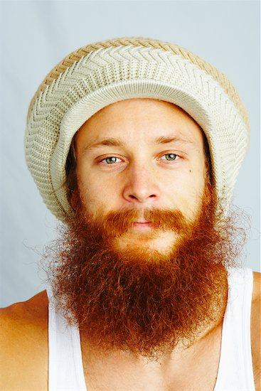 Portrait of Man Stock Photo - Premium Royalty-Free, Artist: Masterfile, Image code: 600-01695420