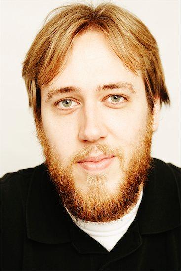 Portrait of Man Stock Photo - Premium Royalty-Free, Artist: Masterfile, Image code: 600-01717167