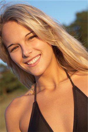 Sexy teens blonde