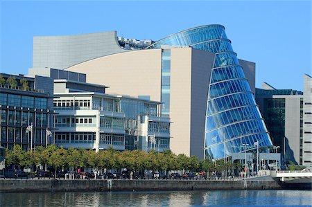 Dublin modern building Stock Photos - Page 1 : Masterfile
