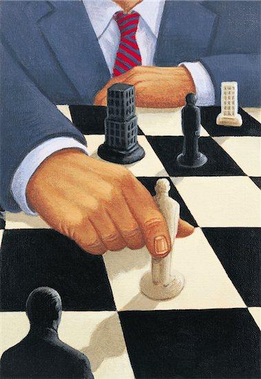 Strategy Stock Photo - Premium Royalty-Free, Image code: 6106-05639542