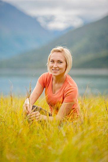 Marsh grass Stock Photo - Premium Royalty-Free, Image code: 6106-08277535