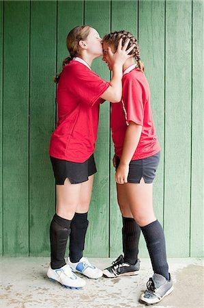 Teen soccer socks