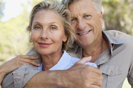 Mature couple, portrait Stock Photo - Premium Royalty-Free, Image code: 632-05816930