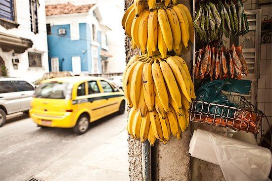 Street in Rio de Janeiro, Brazil Stock Photo - Premium Royalty-Free, Image code: 649-07279872